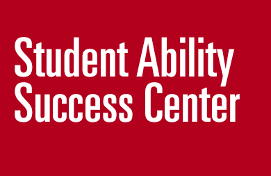 Student Ability Success Center